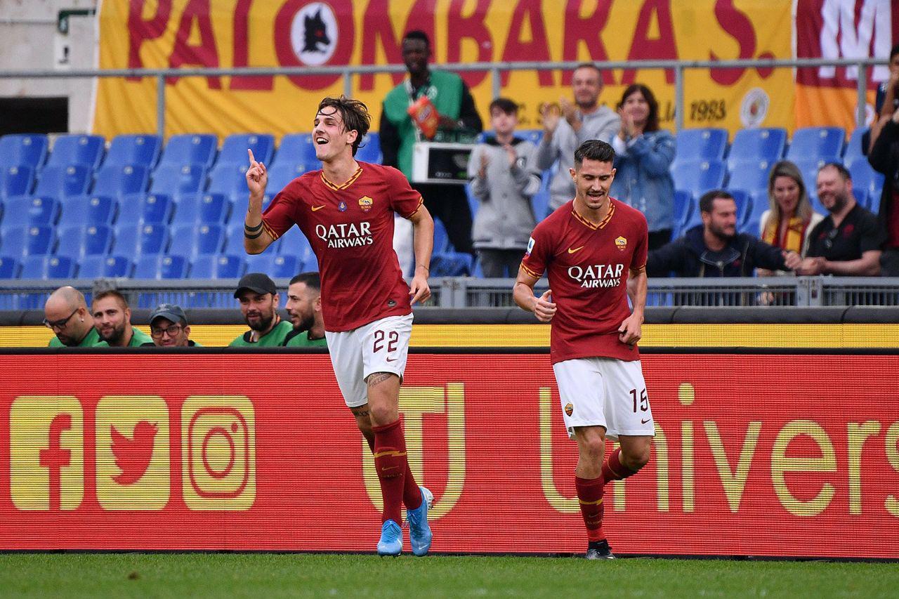 «Рома» - «Специя»: